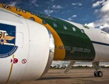 Governo e autoridades reduzem voos em jatinhos da FAB