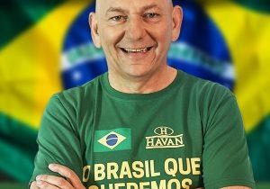Dono da Havan pensa em fundar partido