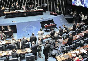 Governo diz já ter maioria para aprovar reforma no Senado