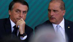 Bolsonaro e Onyx votaram contra CPMF