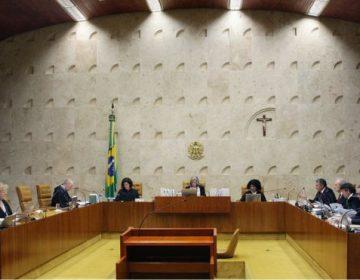 STF contrata segurança pessoal para ministros