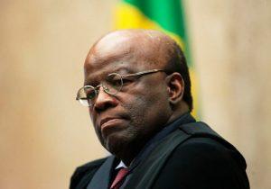 Joaquim Barbosa procura bandeira política e articula com PSB
