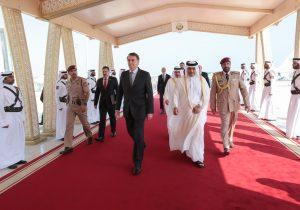 Brasil recupera confiança dos sheiks árabes