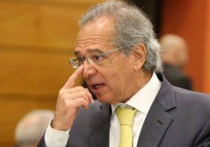 Guedes pede novo socorro ao Congresso para cobrir contas