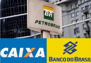 Caixa, BB e Petrobras não serão privatizadas, diz secretário