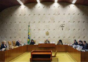 STF pode salvar partidos contra resolução do TSE
