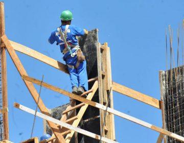 Indústria da construção atinge maior capacidade desde 2014