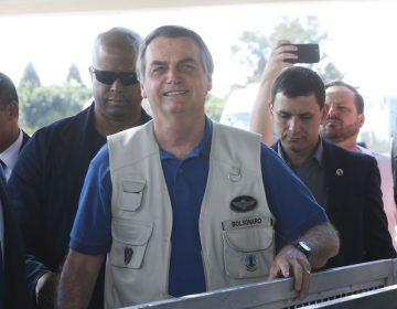 Presidente Bolsonaro tenta reverter baixa popularidade