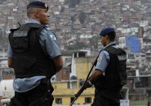 Número de policiais assassinados no Rio cai drasticamente
