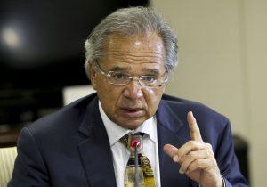 Guedes assume negociações com o Congresso