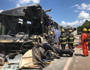 Acidentes de ônibus interestaduais matam menos em 2019
