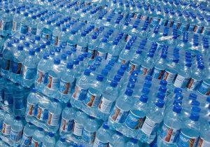 Consumo de água mineral dobra no Rio