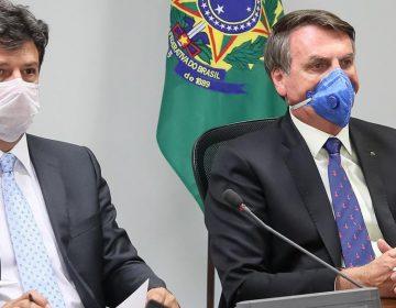 Ações de Bolsonaro forçam Mandetta à porta de saída