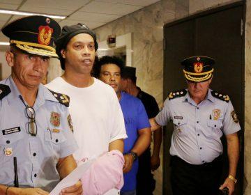 Itamaraty lava mãos para caso Ronaldinho
