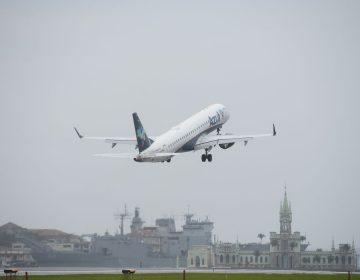 Aéreas brasileiras reduzem 75% dos voos domésticos