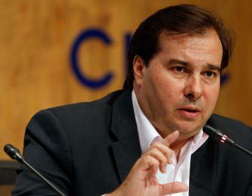 Parlamentares reclamam da PEC da reeleição de Maia