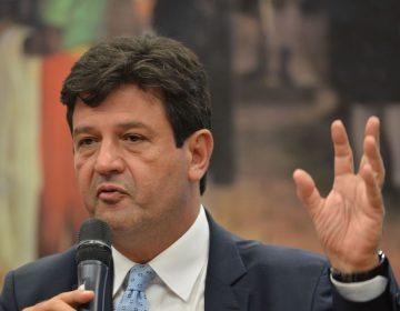 Mandetta usa cargo para promoção político-eleitoral