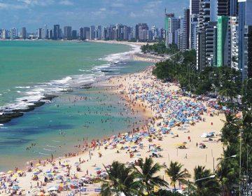 Recife vive cenário atípico na pandemia