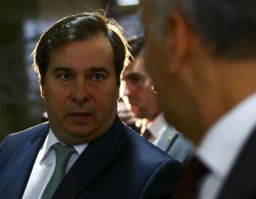 Brasileiro não quer recondução de Maia no comando da Câmara
