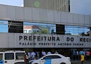 MP cobra prefeitura do Recife sobre licitações