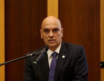 Bancada do PT provocou Moraes para investigar '300 do Brasil'
