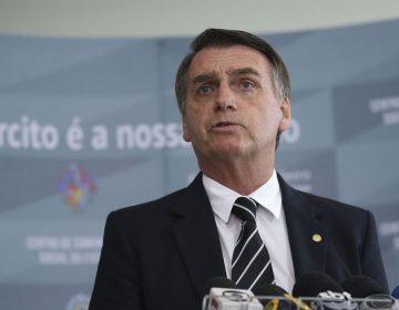 Bolsonaro revoga decreto sobre frota do Exército