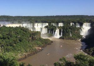 União terá que pagar ao Paraná arrecadação das Cataratas do Iguaçu