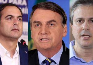 Governadores da oposição ignoram presença de Bolsonaro no Ceará