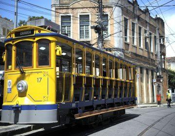 Rio retoma operações do Bondinho de Santa Teresa