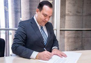 Presidente da FUNAI testa positivo para Covid