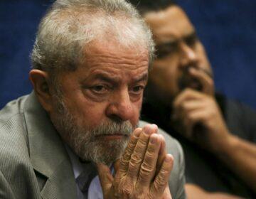 Lula isolado no centro-esquerda