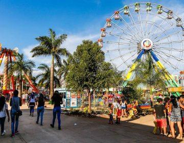 Parque Nicolândia em Brasília resiste à pandemia
