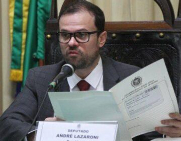 Entrada de Lazaroni no Guanabara tem digitais Bolsonaristas