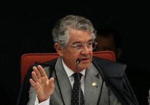 Ofício de Marco Aurélio a Fux indica o clima a esperar no STF