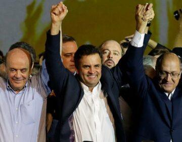 Caciques do PSDB enrolados com a Justiça desaparecem da campanha