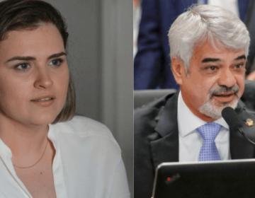 PT em Pernambuco fica pequeno para Marília e Humberto Costa