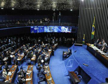 Investigações contra parlamentares seguem paradas no Senado