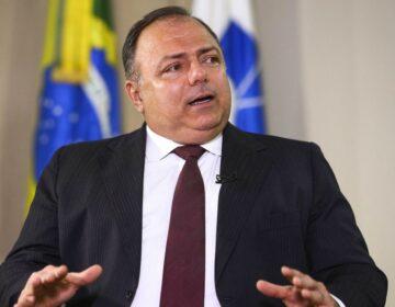 Declaração de Pazuello contrasta com Nota do ministério que indica cloroquina