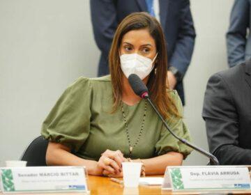 Ministra Flávia Arruda sofre resistências entre gabinetes