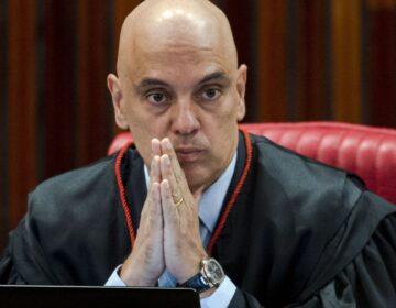Moraes cerca PTB na tentativa de acertar Jefferson