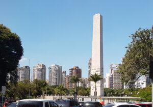 PM é alertada sobre atentado ao Monumento ao Soldado Constitucionalista