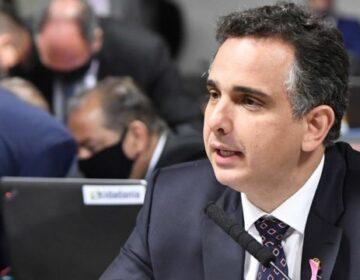 Pacheco sonha com indicação para vaga futura ao STF