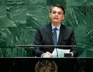 Discurso de Bolsonaro na ONU passou por 10 mãos antes de lido