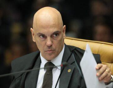 Decisão de Moraes corta financiamento de Allan dos Santos