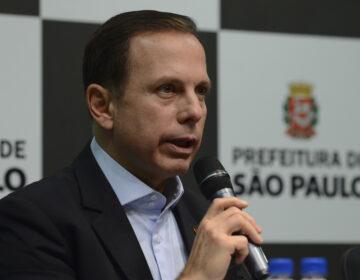 Com 'João Vacinador', Dória revela mote de eventual campanha